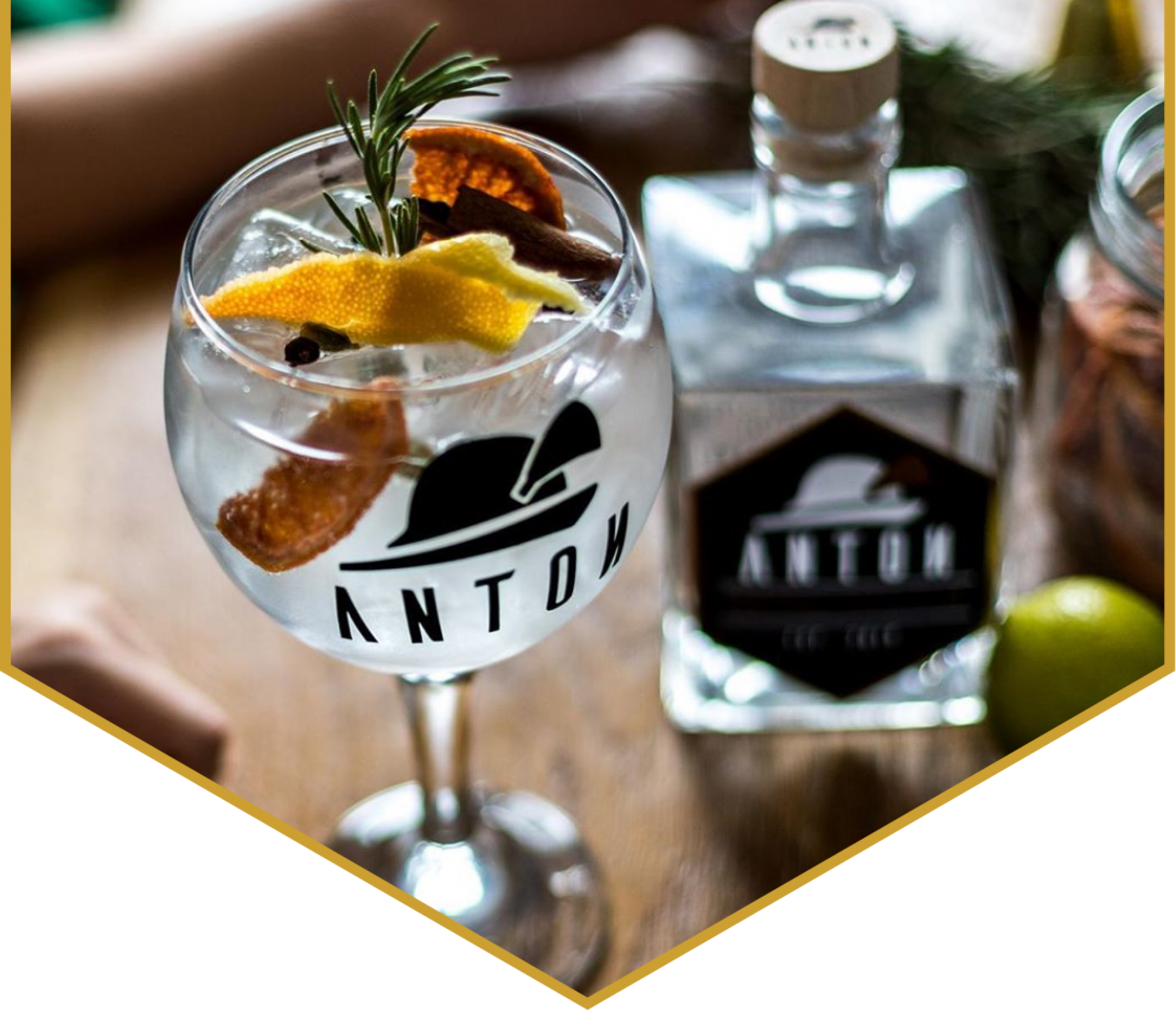 Anton Rottal Dry Gin
